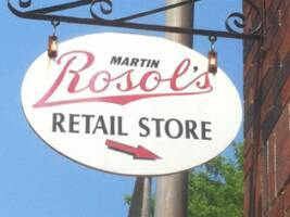 Stop in or shop online for Martin Rosol's quality meat products and provisions